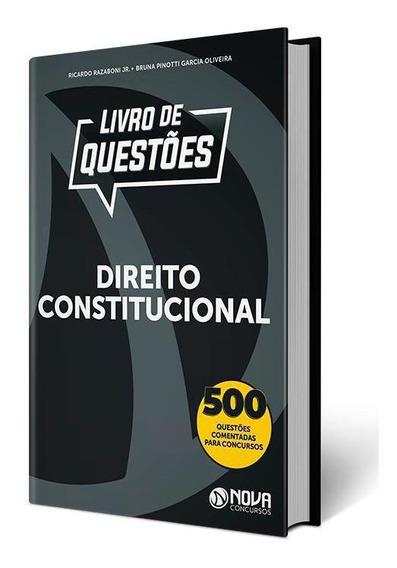 Livro De Questões Direito Constitucional