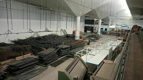 Imagen 1 de 15 de Bodega Industrial En Vallejo Cdmx En Renta