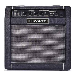 Amplificador Para Bajo Hiwatt B15/8 15 Watts