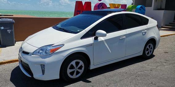Toyota Prius Premium Sr Q/c Piel