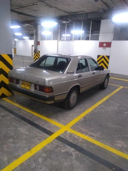 Mercedes-benz Clase E 190e 2.3 Mec