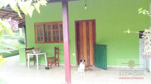 Chácara Residencial À Venda, Santo Antonio, Boituva. - Ch0512