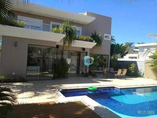 Casa Com 4 Dormitórios À Venda, 615 M² Por R$ 4.300.000,00 - Condomínio Ipê Amarelo - Ribeirão Preto/sp - Ca0845