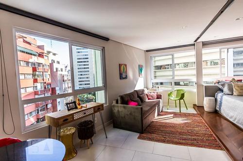 Apartamento Para Aluguel - Consolação, 1 Quarto,  39 - 893347704