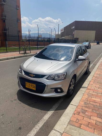 Chevrolet Sonic Lt 1.6 Automático