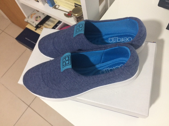 Zapatillas Beira Rio Azul