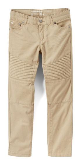 Jeans Caqui Marca Lrg Para Niños Original