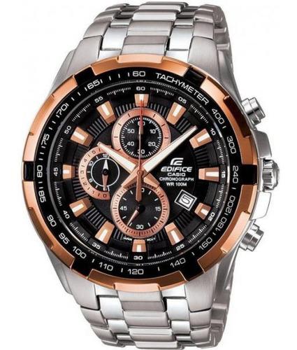 Reloj Casio Ef 539d 100% Original  Garantía Real  2 Años