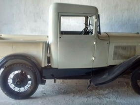 Ford A 1930 Impecable. Papeles En Tramite Con Gestor