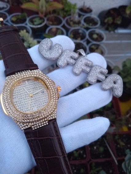 Patek Philippe Social Iced Ouro
