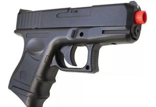 Promoção Pistola Bereta Airsoft Rossi Bbs Tiro Arma Pw698