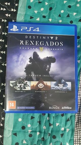 Destiny 2 Renegados - Coleção Lendária