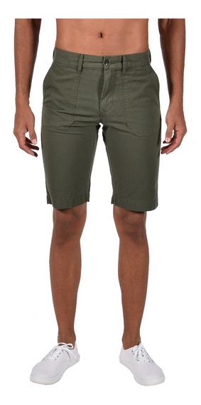 Shorts Worker Tommy Hilfiger Verde Mw0mw06127-318 Hombre