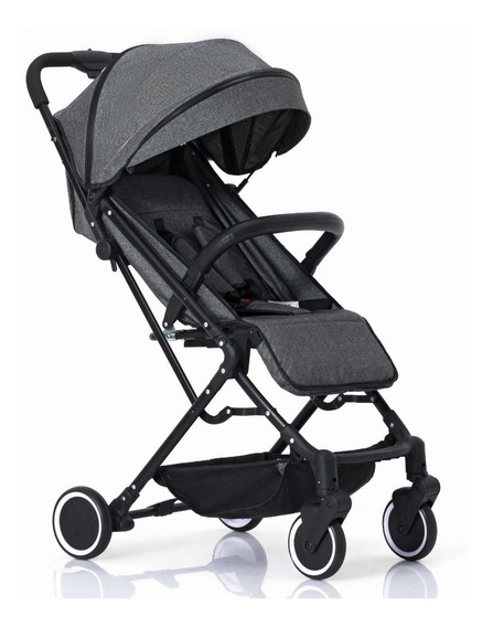 Cochecito De Bebe Ultra Compacto Liviano Plegable Tipo Carrito Con Manillar Tapizado Lavable Nuevo Modelo Calidad Cartan