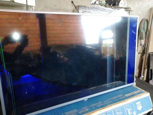Imagem 1 de 6 de Tv Philips Tela Quebrada Modelo 50pug6513/78 Smart Led