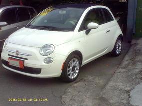 Fiat 500 Cult 1.4 Dual 2012 Só 31000 Km