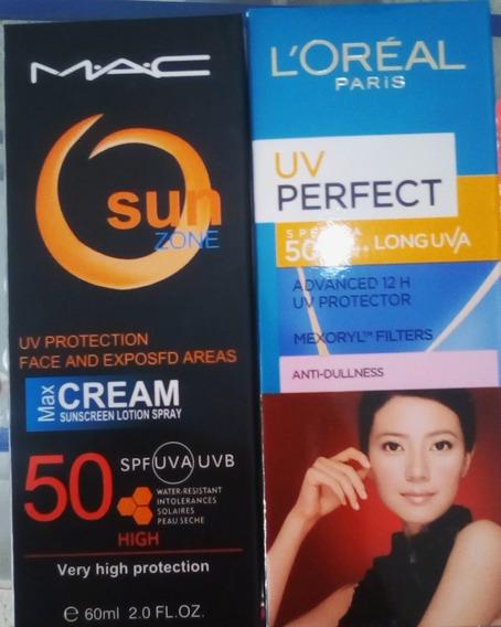 Protector Solar Facial L