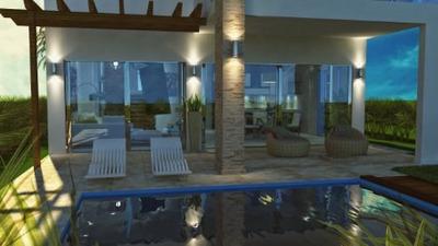 Playa Romana Marina Village Villa De 260m2 550m2 Terreno