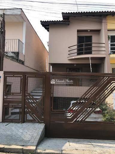 Sobrado Com 4 Dormitórios À Venda, 300 M² Por R$ 790.000,00 - Picanco - Guarulhos/sp - So0007