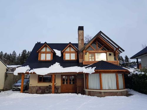 Casa En Bariloche Con Excelente Vista