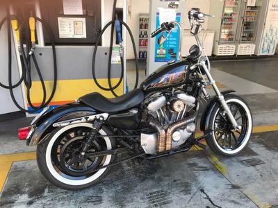 Harley-davidson Sportster Xl 883 Carburada