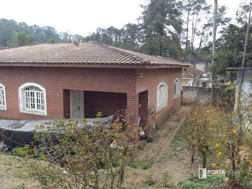 Casa Com 3 Dormitórios À Venda, 337 M² Por R$ 850.000,00 - Engenho Velho - Embu Das Artes/sp - Ca0172