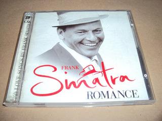 Frank Sinatra - Romance - 2 Cd Nacional Promo 2002