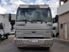 Ford Cargo 712 09 Baú