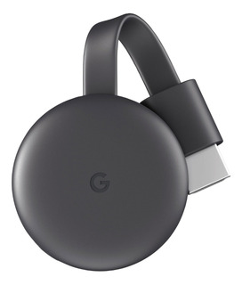 Google Chromecast 3 Tv 3ra Generacion Sin Caja Bulk Smart Tv