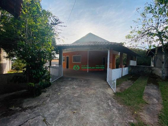 Chácara Com 3 Dormitórios À Venda, 1162 M² Por R$ 270.000,00 - Cachoeira - Cotia/sp - Ch0194