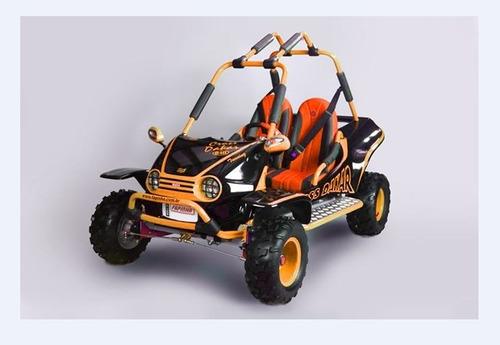 Imagem 1 de 1 de Fapinha Cross Dream - Mini Buggy Preto Laranja