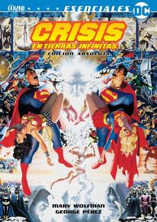 Crisis En Tierras Infinitas -edición Absoluta Dc- Ovni Press