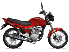 Motos Yumbo 0km Gs 125 - 200 - Racer - Benelli Tnt - 36 Cuot