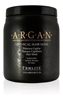 Fidelite Mascara Mythical Hair Argán Baño De Crema 1 Kl