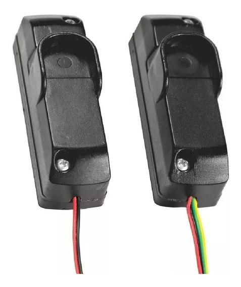 Fotocélula Sensor Anti Esmagamento F30 - Ppa - Ideal Para: Alarmes, Automatizadores De Portões, Cancelas E Automação Ind