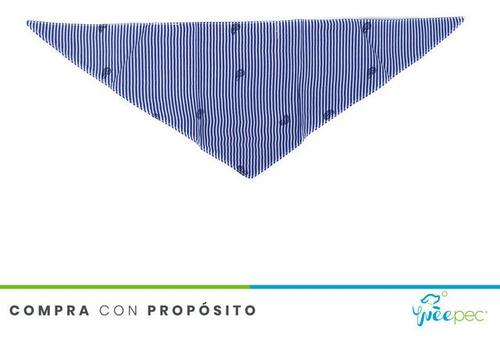 Imagen 1 de 3 de Paliacate Ameba Azul (s)