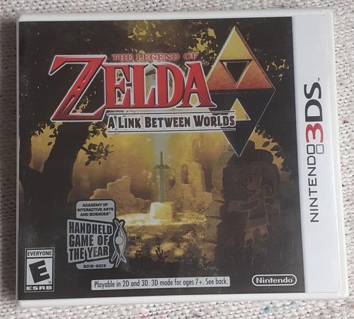 Imagen 1 de 3 de The Legend Of Zelda: A Link Between Worlds (3ds Nuevo)