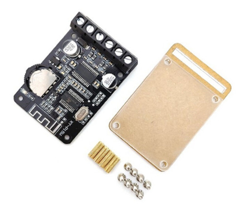 Modulo Bluetooth Xy-p15w  Amplificador Estéreo Doble Canal