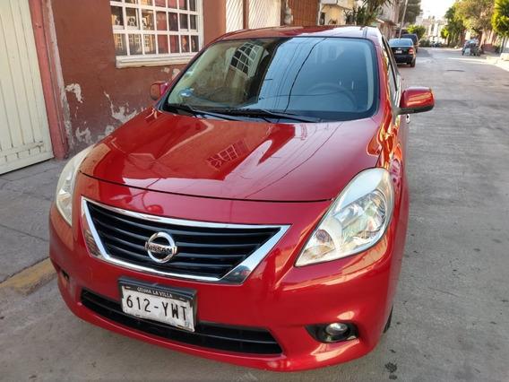 Nissan Versa Advance Std 2014