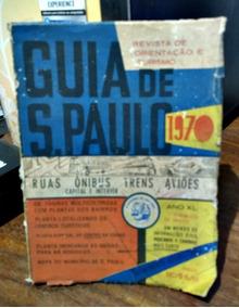 Guia De S. Paulo 1970
