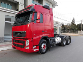 Volvo Fh 540 6x4 14/14 Globetrotter