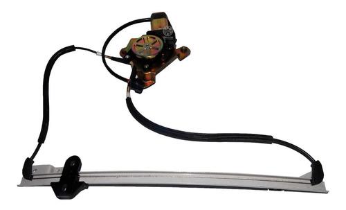 Máquina Vidro Dianteiro Direito C/ Motor Quantum 92/ Orig Vw