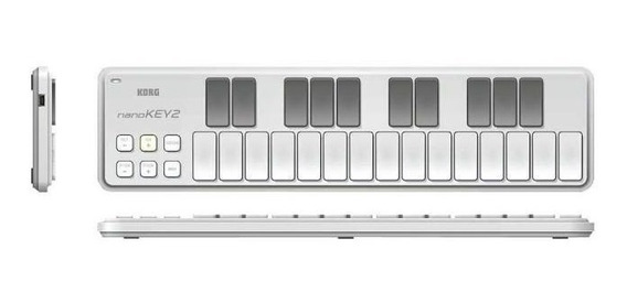 Controlador Midi Korg Nanokey 2