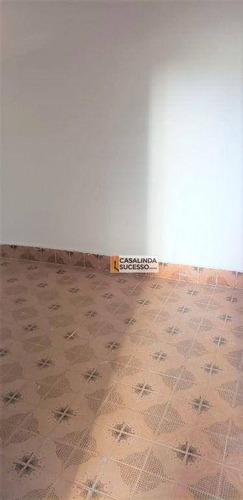 Imagem 1 de 8 de Casa Para Alugar, 50 M² Por R$ 1.100,00/mês - Vila Carrão - São Paulo/sp - Ca6273