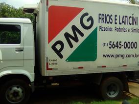 Baú Do Caminhão Wv 850 X10