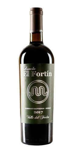 Imagen 1 de 3 de Vino Tinto El Fortin Blend Cabernet Rancho El Fortin 750ml