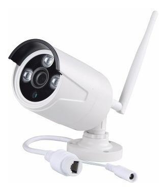Camera Ip Wireless Sem Fio Para Uso Exclusivo Em Nvr