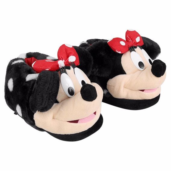 Pantufa Minnie 3d Ricsen