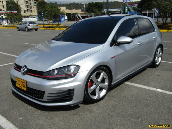 Volkswagen Golf Gti Performance Tp 2000cc T Ct