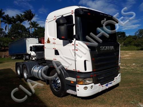 Imagem 1 de 15 de Scânia G420 6x2 Ano 2010 Muito Nova